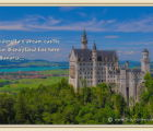 Walking on Cinderella's footsteps in Neuschwanstein Castle :) | 6400 Views | Fame 14.51