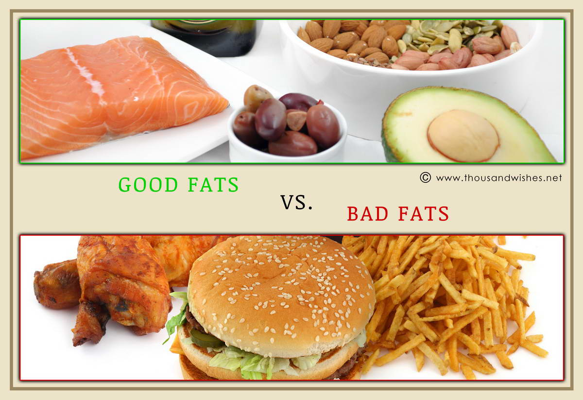 Bad fats for you