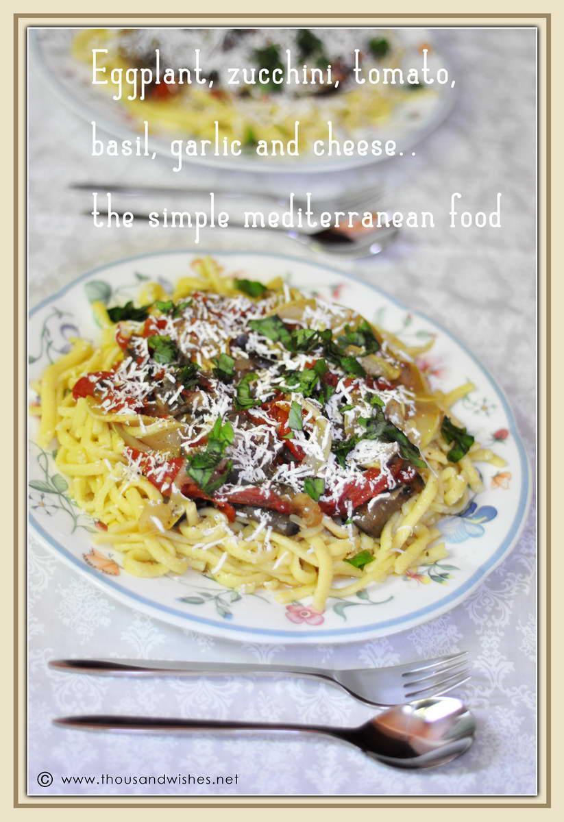 09_eggplant_zucchini_tomato_basil_parmesan_spatzle_pasta