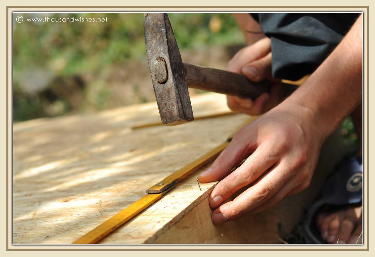 06_diy_solar_dehydrator_making_wooden_frame