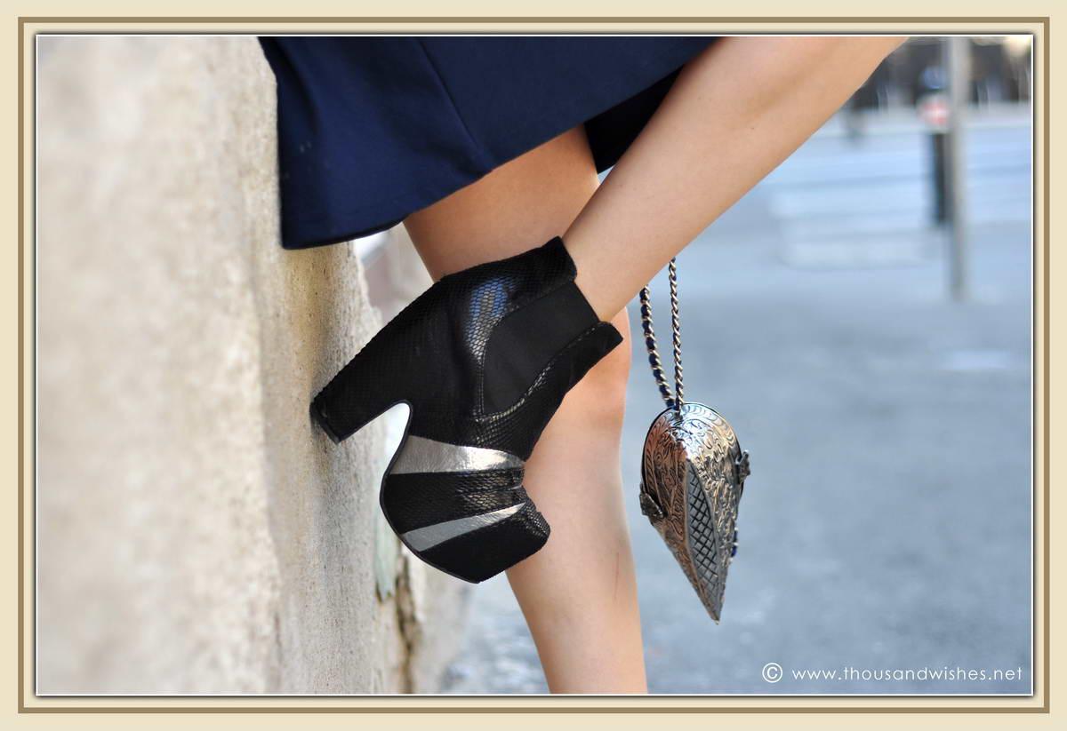 07_ink_blue_dress_silver_black_jeffrey_campbell_boots_leather_jacket