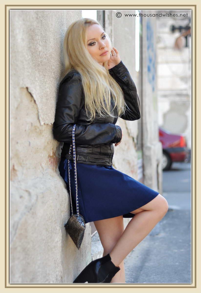 08_ink_blue_dress_silver_black_jeffrey_campbell_boots_leather_jacket