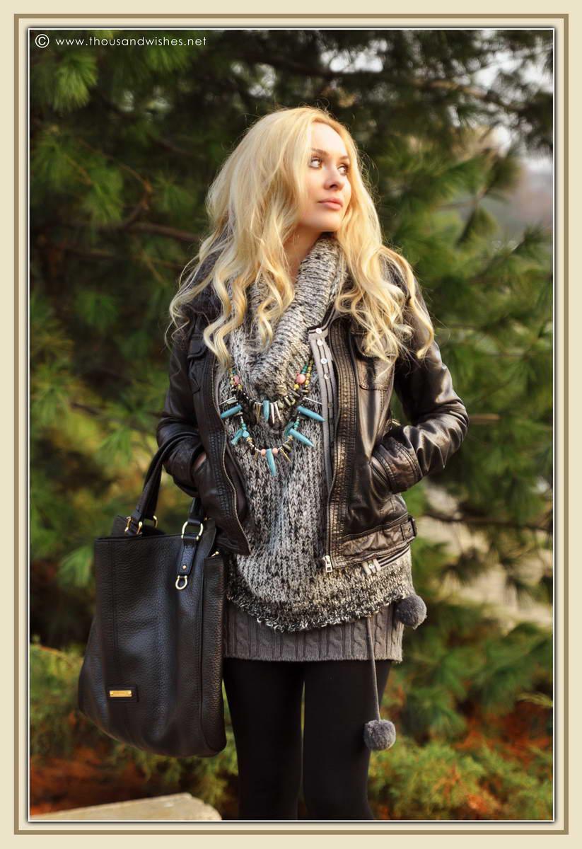 02_short_knit_skirt_black_leather_jacket