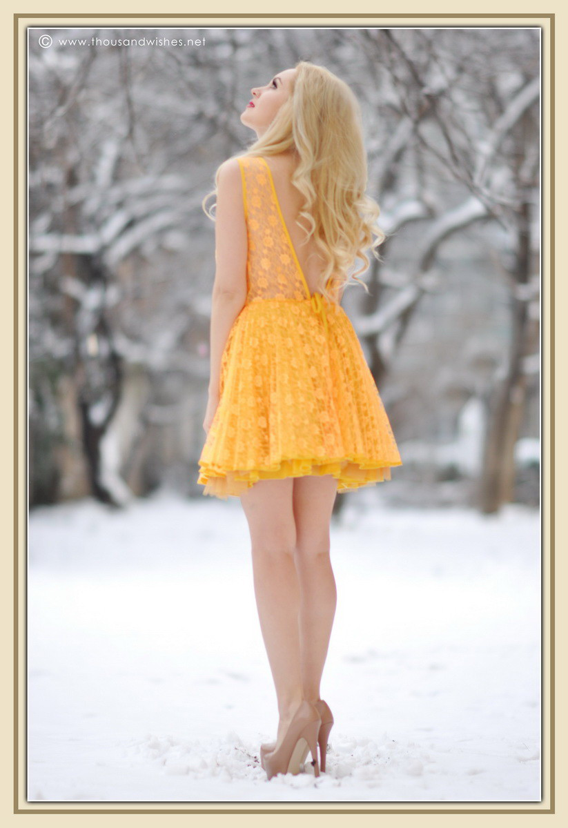 13_yellow_lace_prom_party_dress