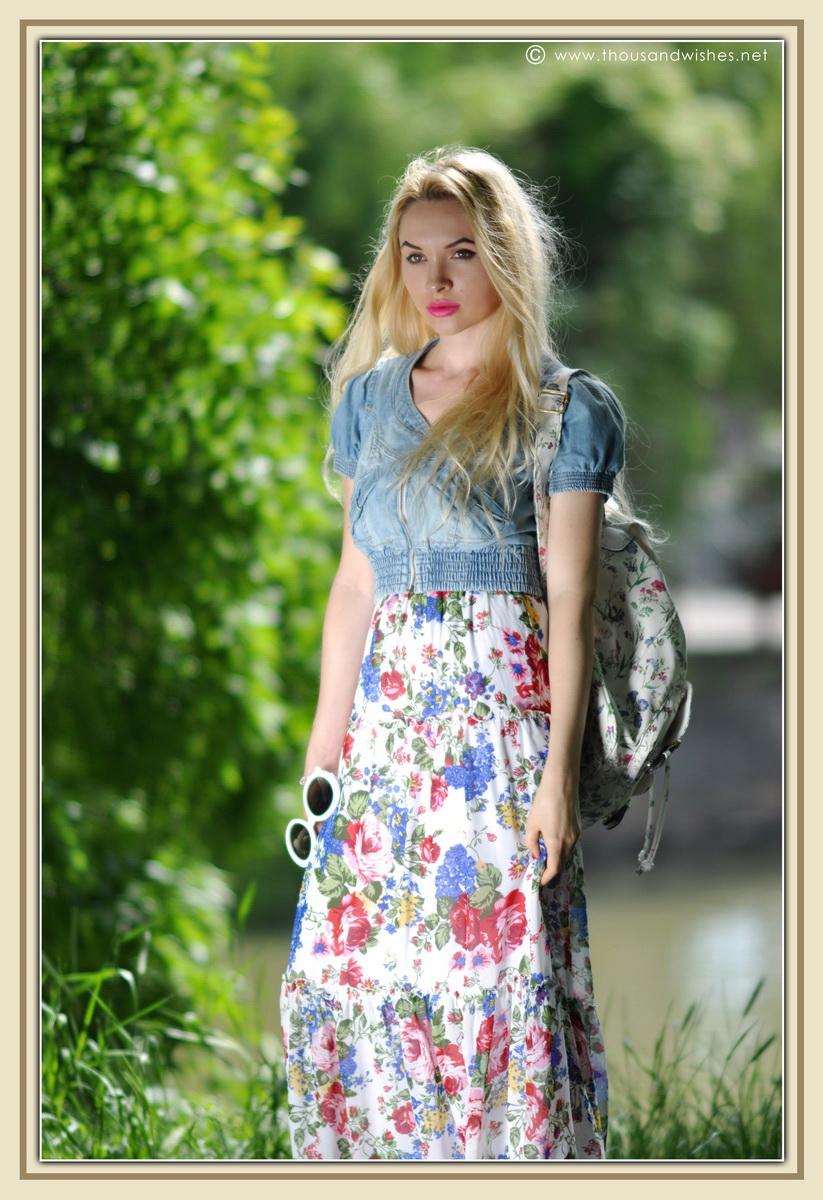 16_floral_patterns_mix_long_dress_jeans_jacket