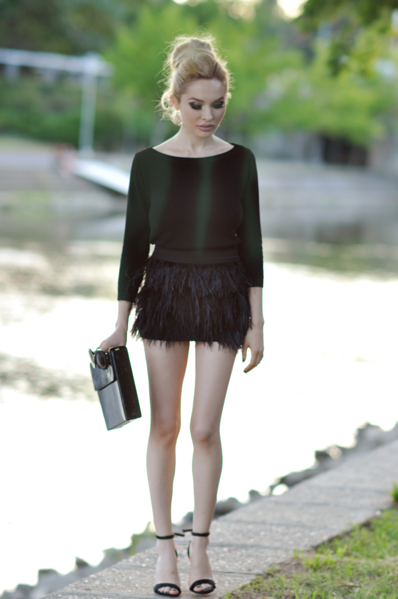 09_zara_black_feather_skirt
